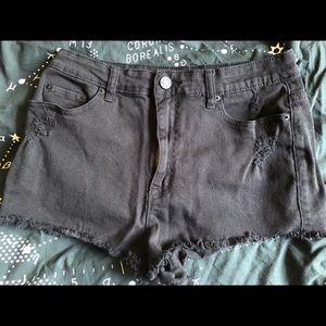 High Rise BDG Shorts Urban Outfitters